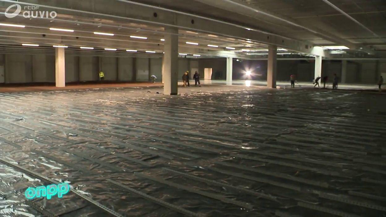 Un Decathlon nouvelle génération ouvre dans un mois à Charleroi : visite en avant première