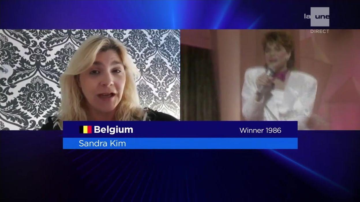 Les messages d'anciens candidats de l'Eurovision