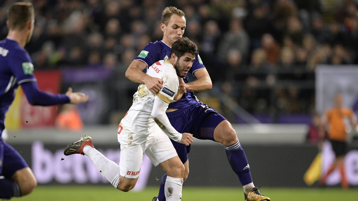 Anderlecht - Genk : Le résumé