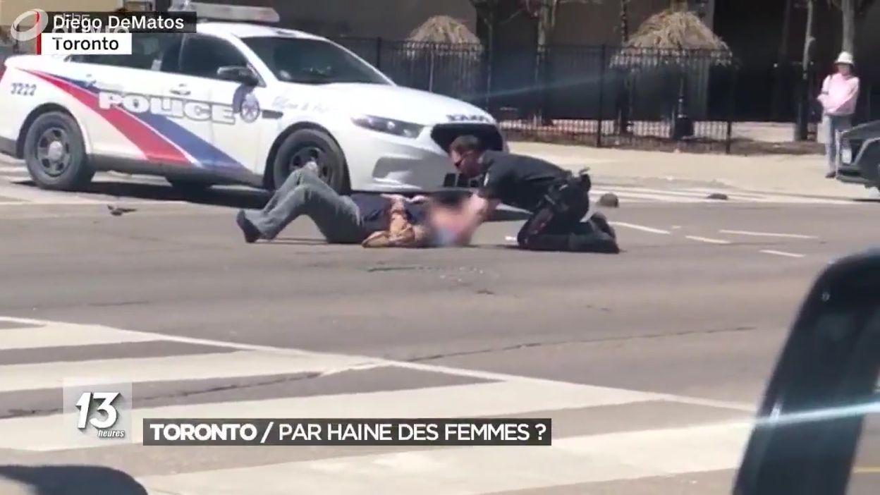 Toronto : le chauffeur pourrait avoir agi par rancœur contre les femmes