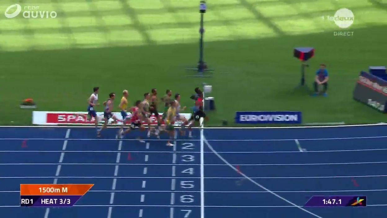 Debjani se hisse in extremis en finale du 1500m