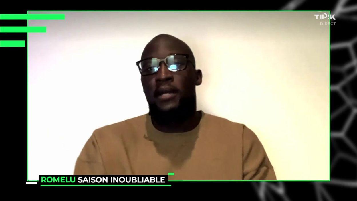 Romelu Lukaku, invité de la Tribune :