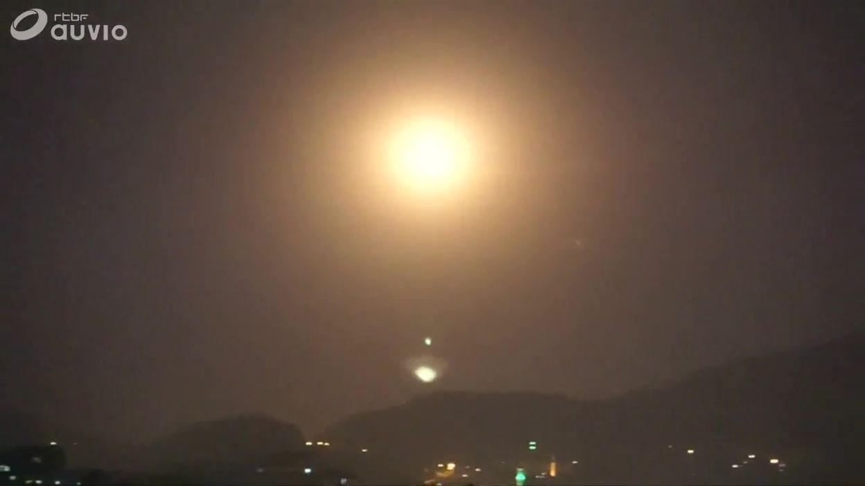Syrie: les défenses anti-aériennes interceptent des missiles israéliens au dessus de Damas (21/01)