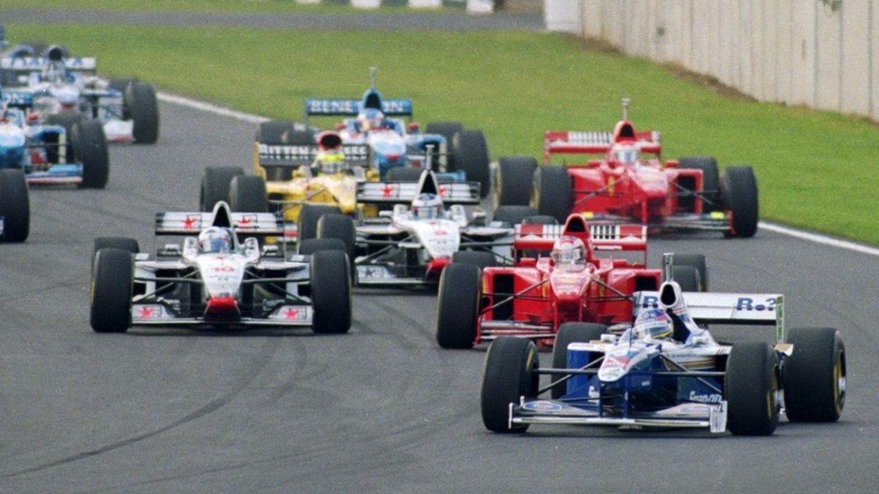 GP Grande-Bretagne 1997 : 100ème victoire pour Williams en F1