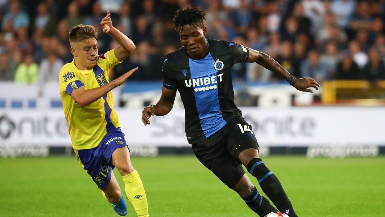 FC Bruges - Saint-Trond : Le résumé