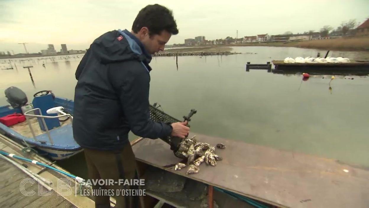 Les huîtres d'Ostende