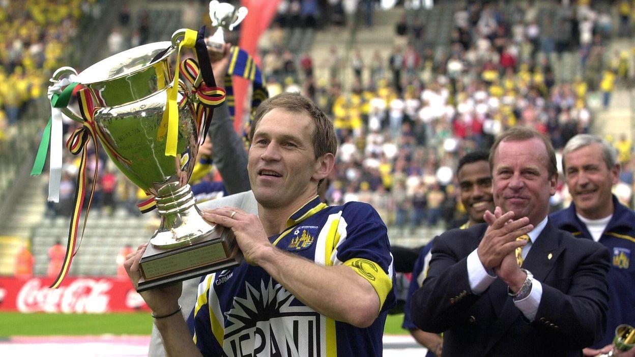 Finale 2001 : Westerlo - Lommel
