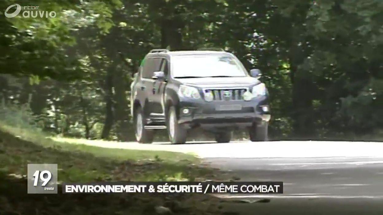 Environnement et sécurité routière : même combat