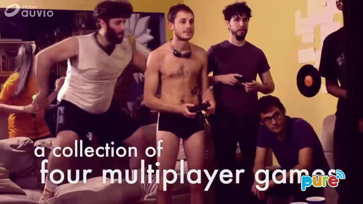 Empreinte Digitale - Le jeu video nous rassemble