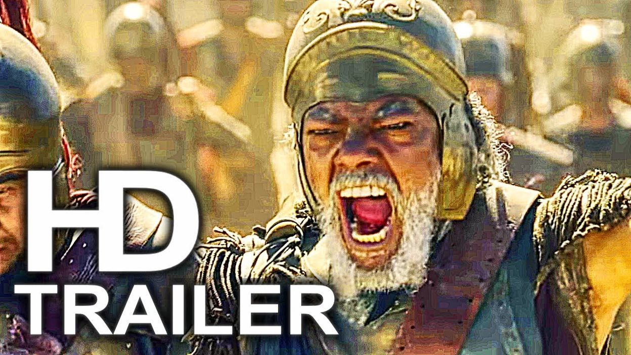 TROY FALL OF A CITY Trailer #1 NEW (2018) Netflix Series HD - 29/03/2018