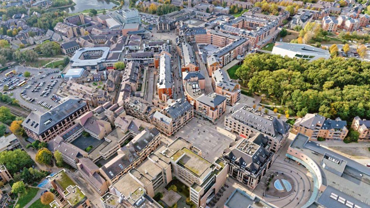 Louvain-la-Neuve a 50 ans