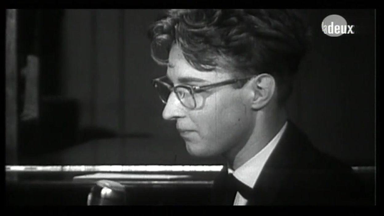 Jean-Claude Vanden Eynden, le pianiste belge le mieux classé à ce jour