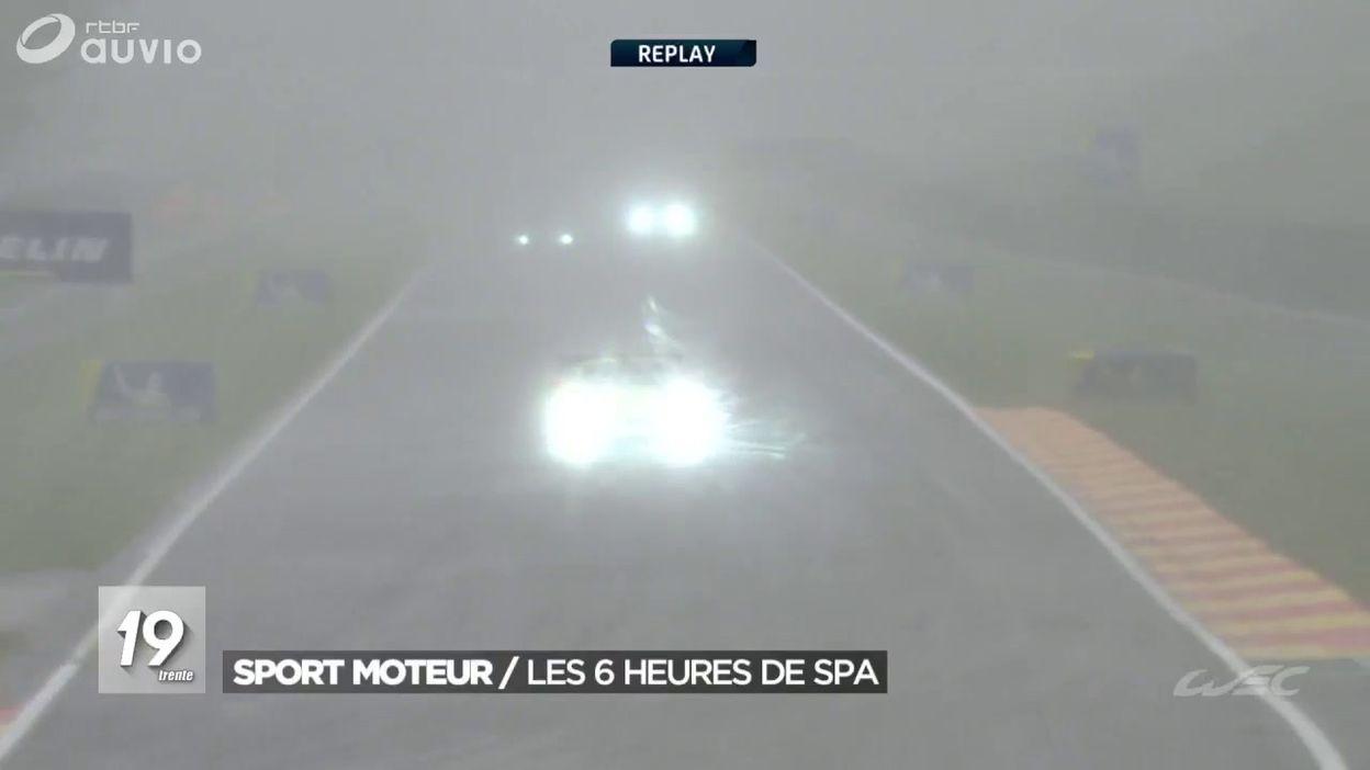 Sport Moteur Les 6 Heures De Spa 04 05 2019