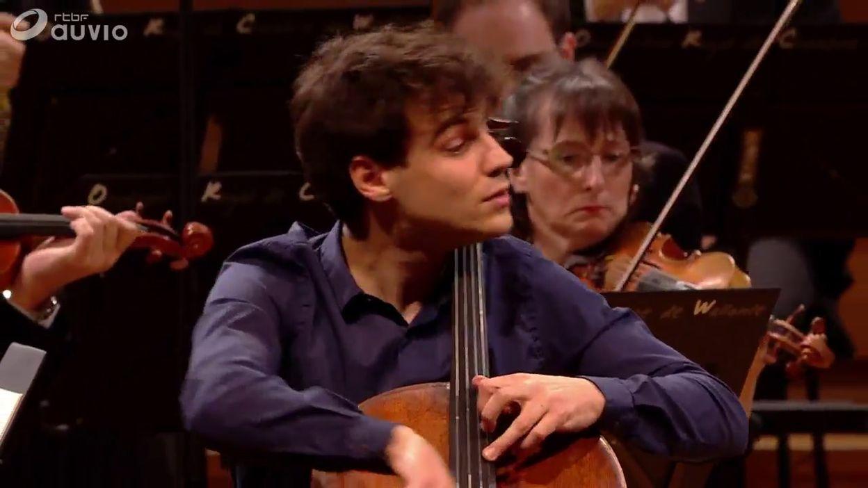 Queen Elisabeth 2017 - Victor Julien-Laferrière - Concerto n. 2 en ré majeur de Haydn