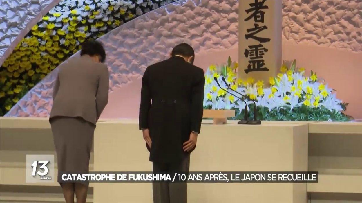 Catastrophe de Fukushima : 10 ans après le Japon se recueille