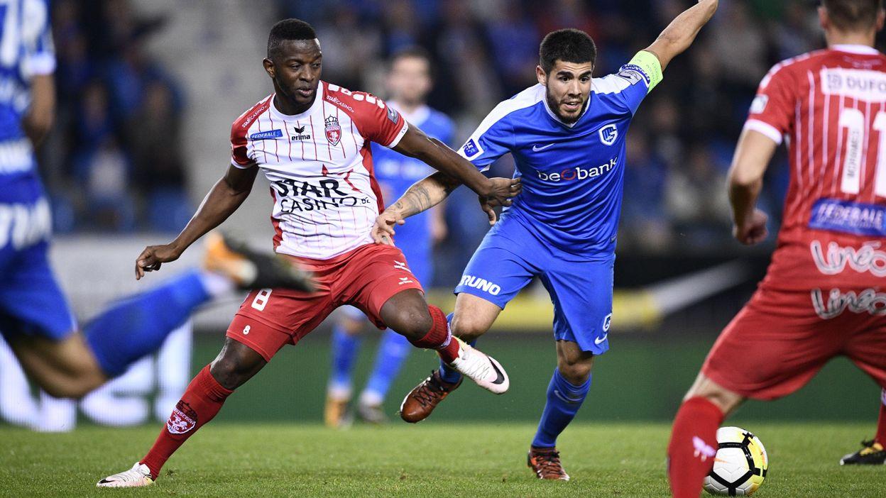 Mouscron Se Contente D Un Partage A Genk Et Rejoint Anderlecht