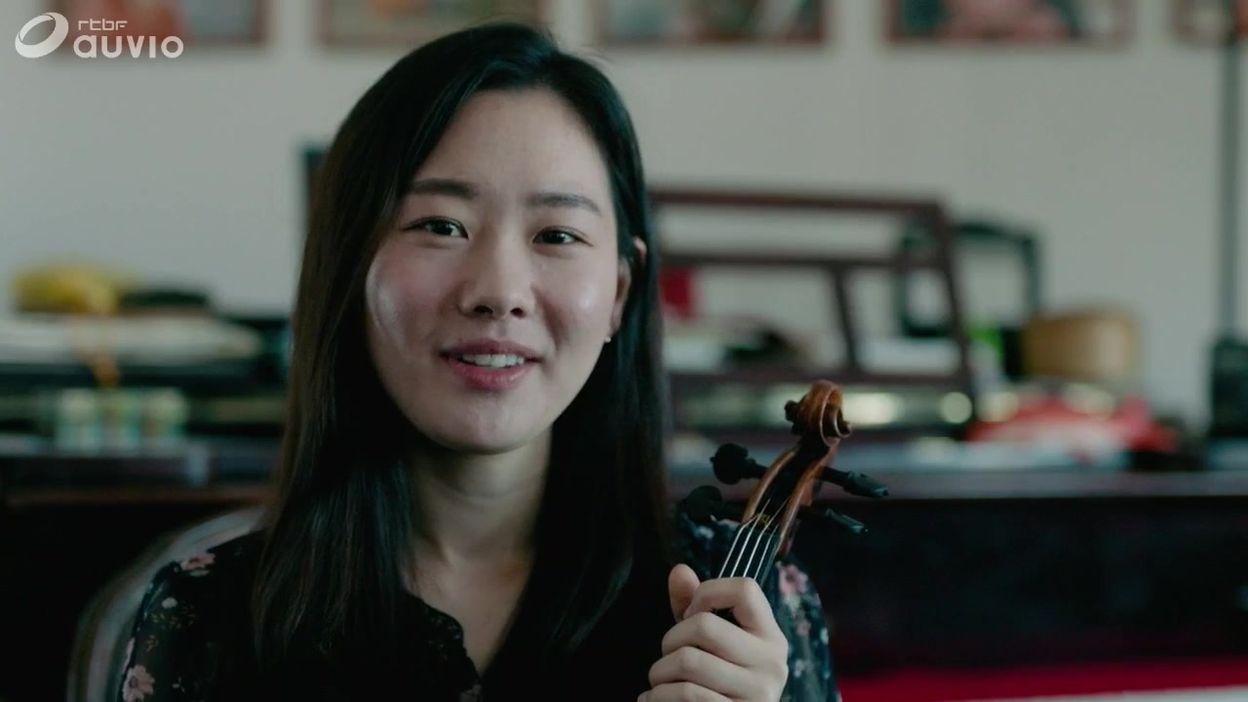 Présentation de Ji Won Song
