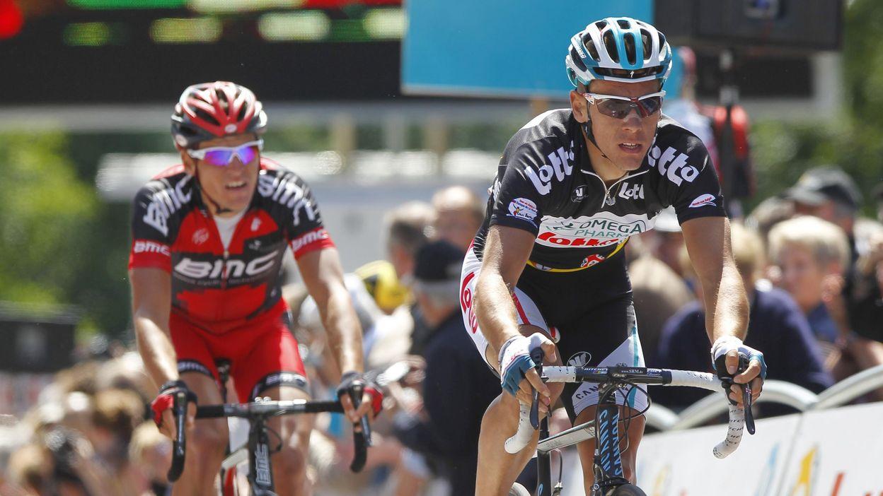 Tour de Belgique 2011 : Philippe Gilbert s'impose à Eupen