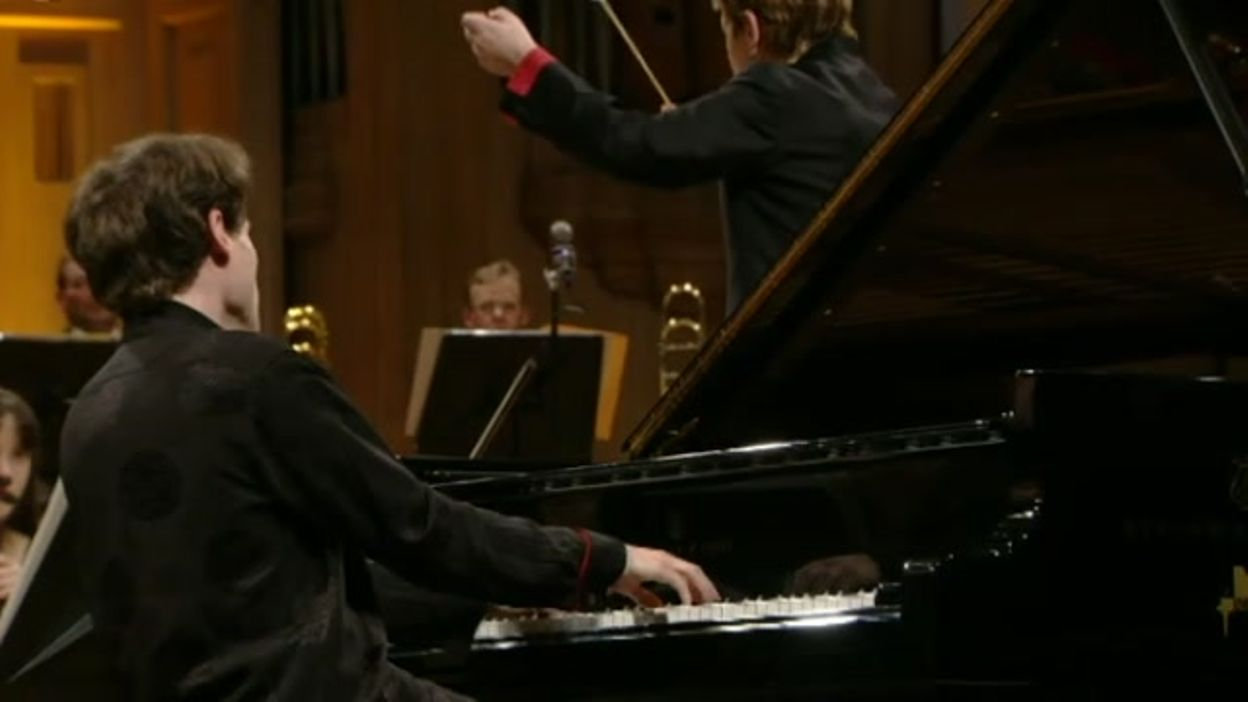 Finale Concours Reine Elisabeth 2013: Boris Giltburg