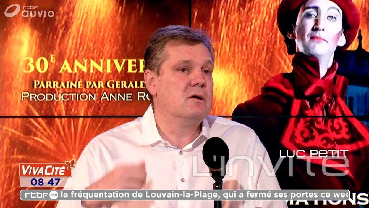 Luc Petit - Les féeries de Beloeil