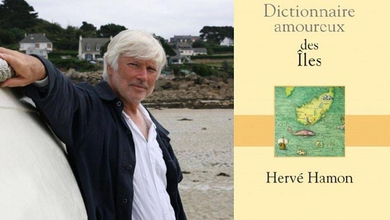 Hervé Hamon et son