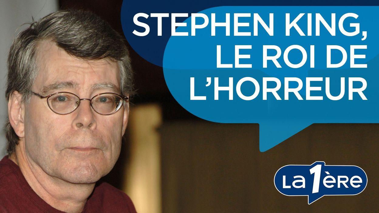 Stephen King : le roi de l'horreur