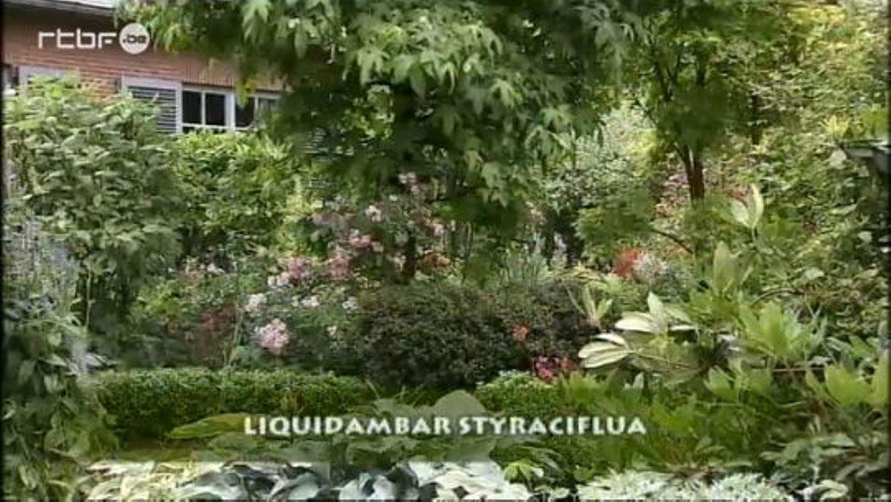 Le jardin d'Héléna dans le Condroz