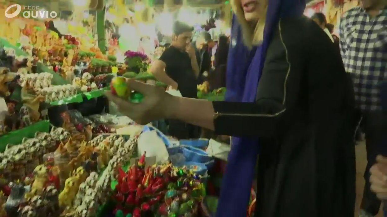 Iran: images des rues de Téhéran colorées pour le Nouvel an perse