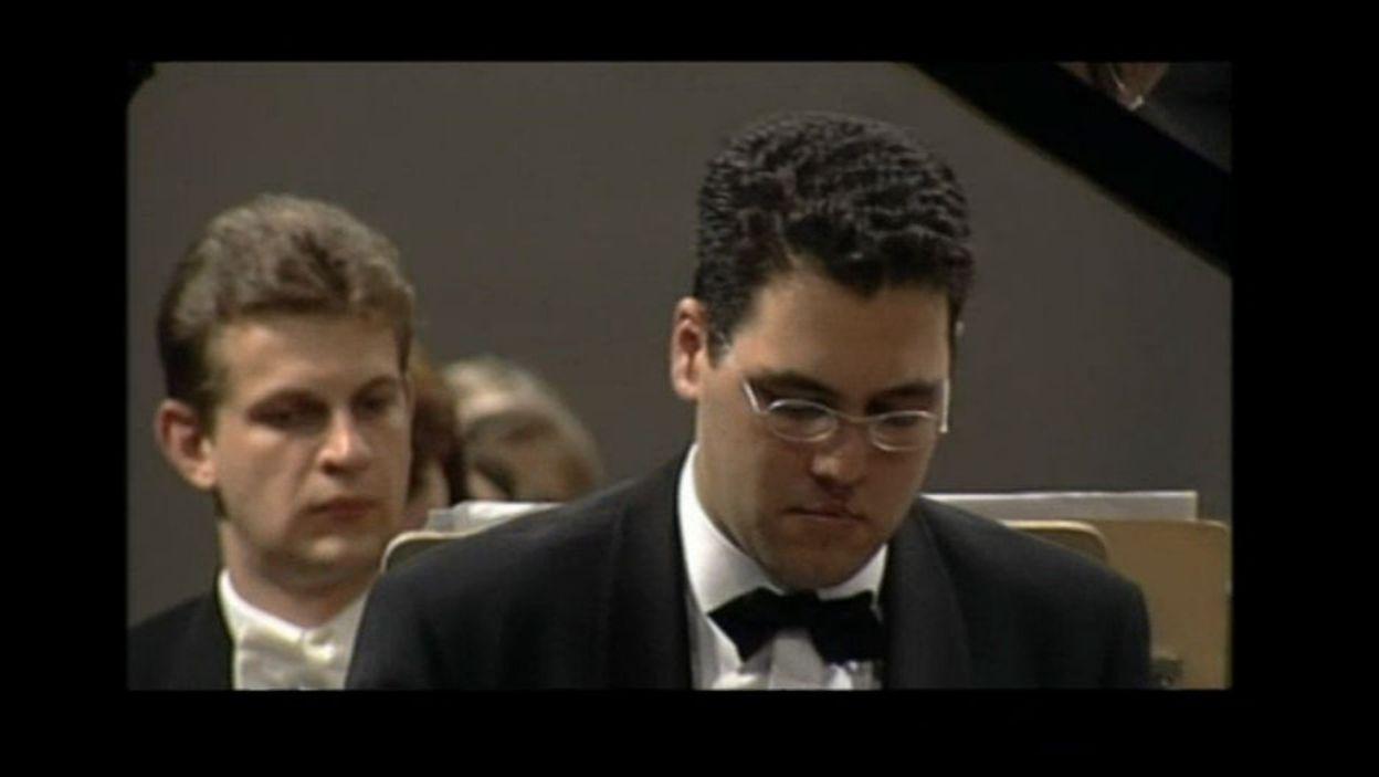 Queen Elisabeth 1999 - piano  - Gottlieb Wallisch – Finale – Concerto n.2 en ut mineur de Rachmaninov