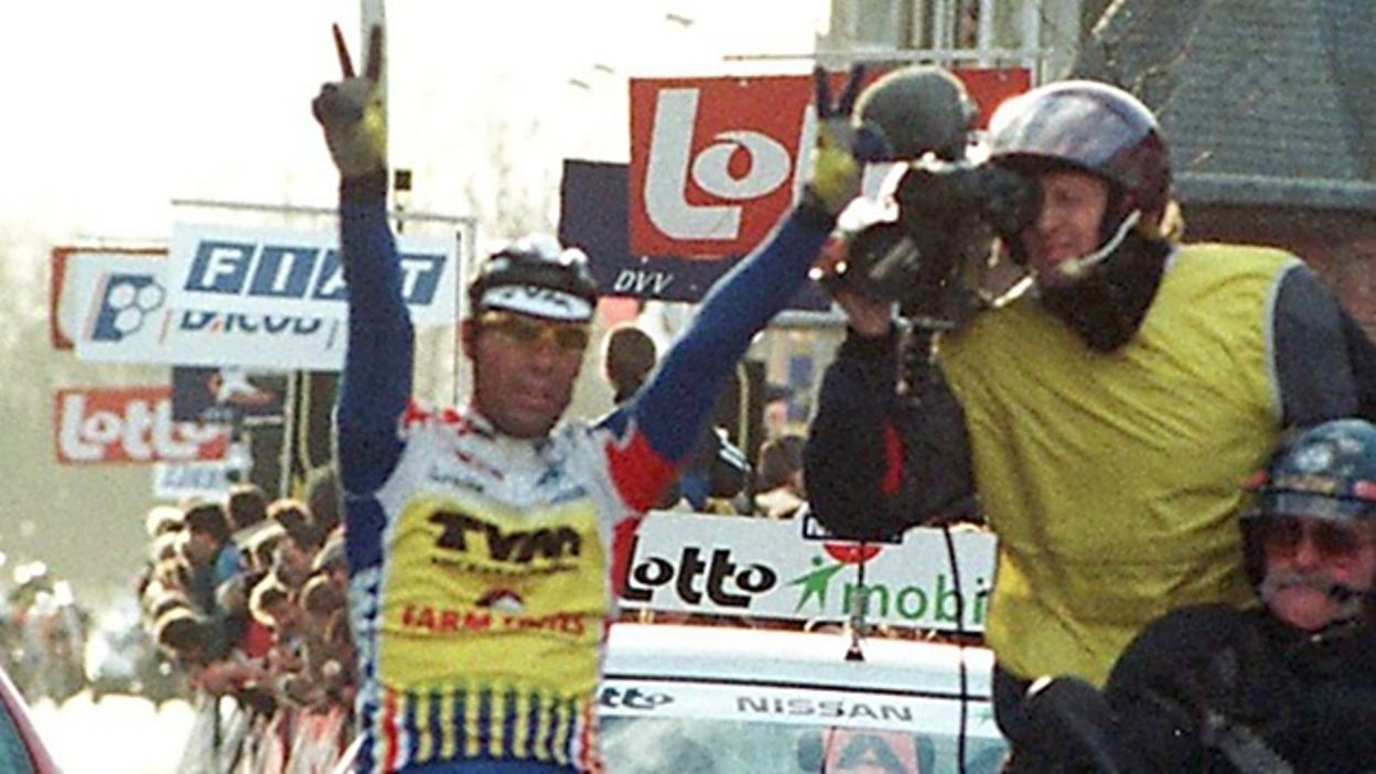 Circuit Het Nieuwsblad 1998 : Peter Van Petegem