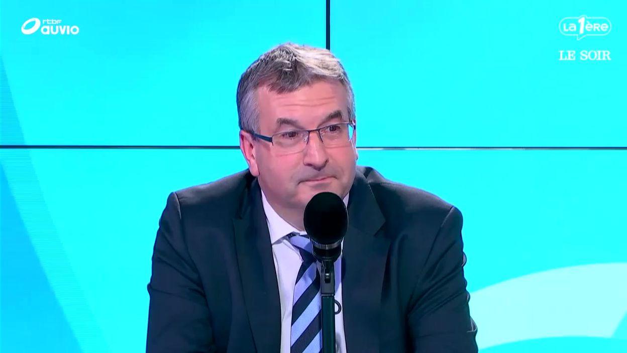 Le Grand Oral de Pierre-Yves Jeholet (MR)