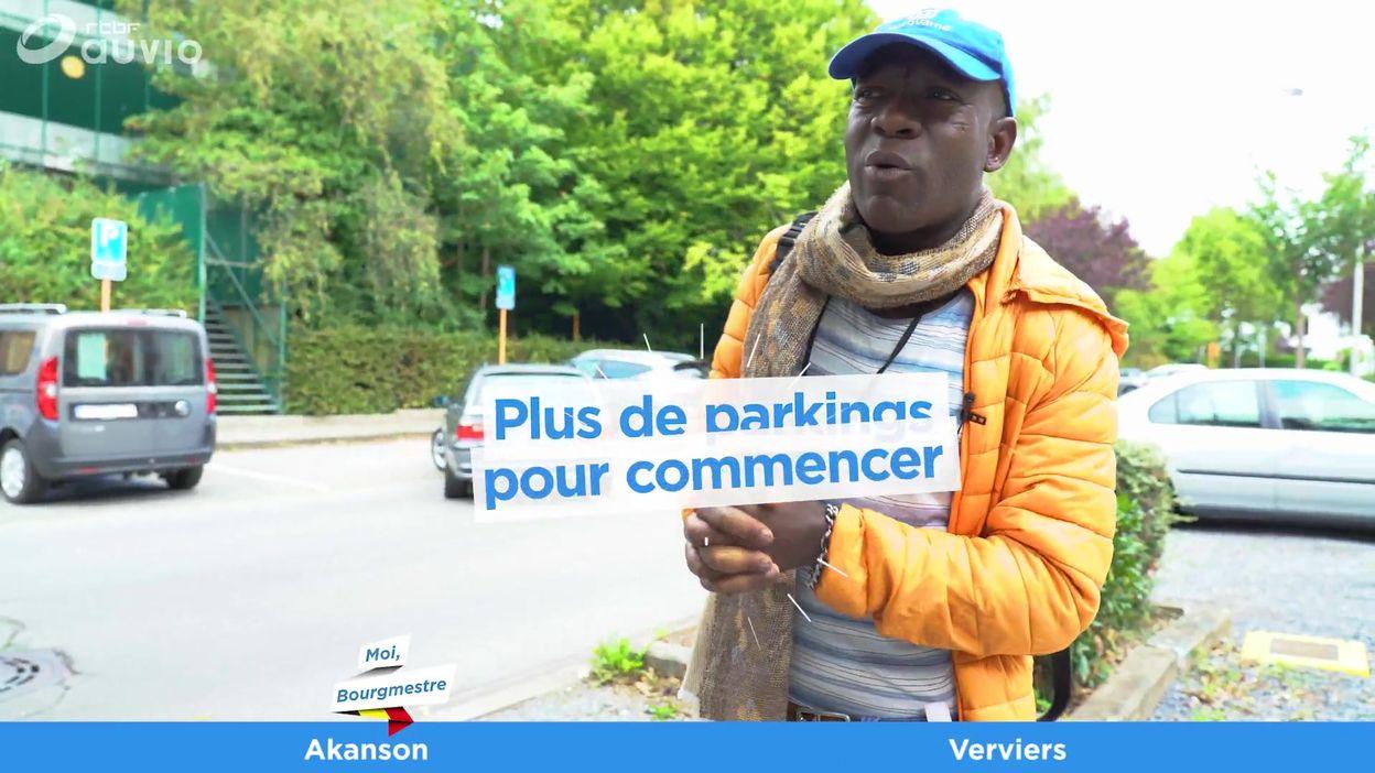 Moi, bourgmestre de Verviers