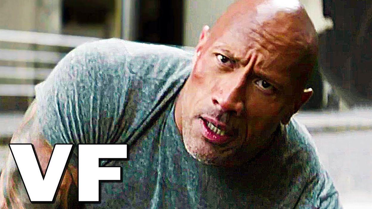 FAST & FURIOUS : HOBBS & SHAW Bande Annonce VF (2019) Dwayne Johnson, Jason Statham