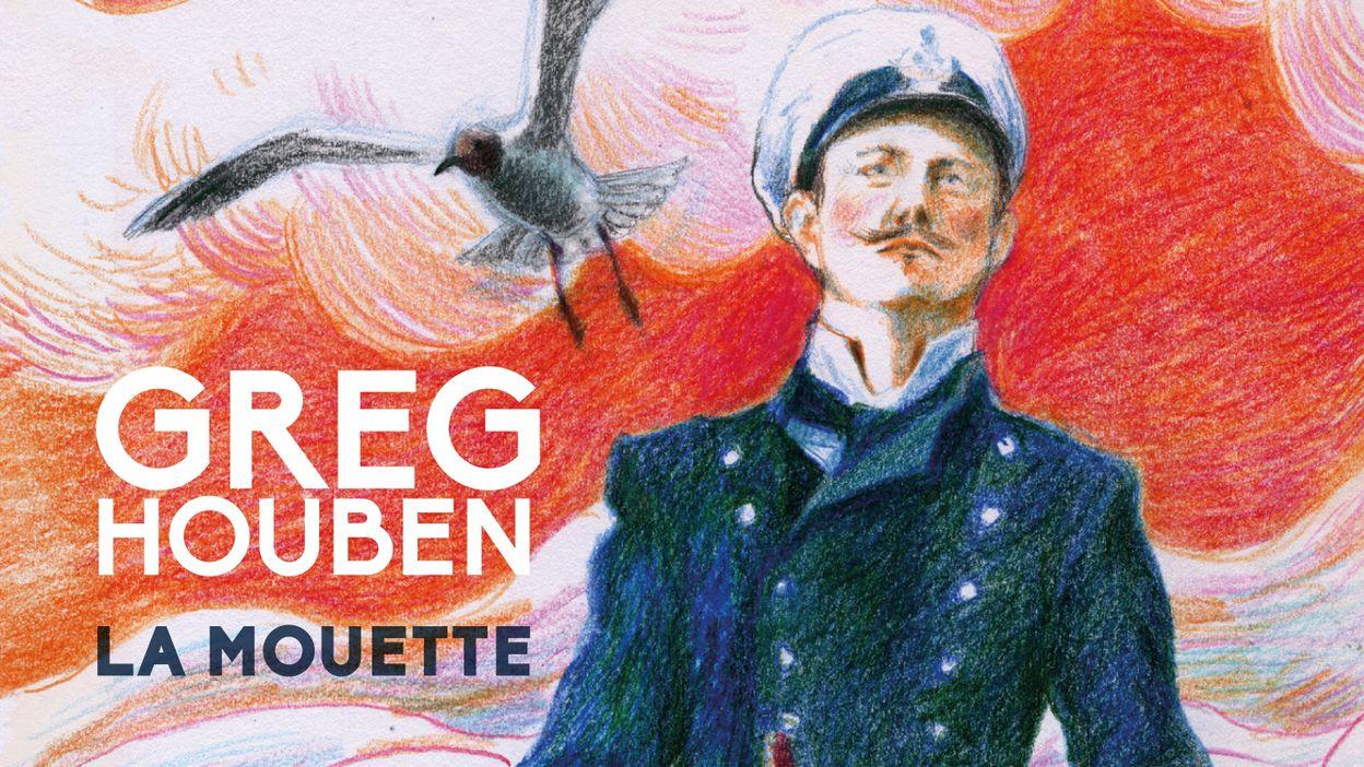 Nouvel album de Greg Houben