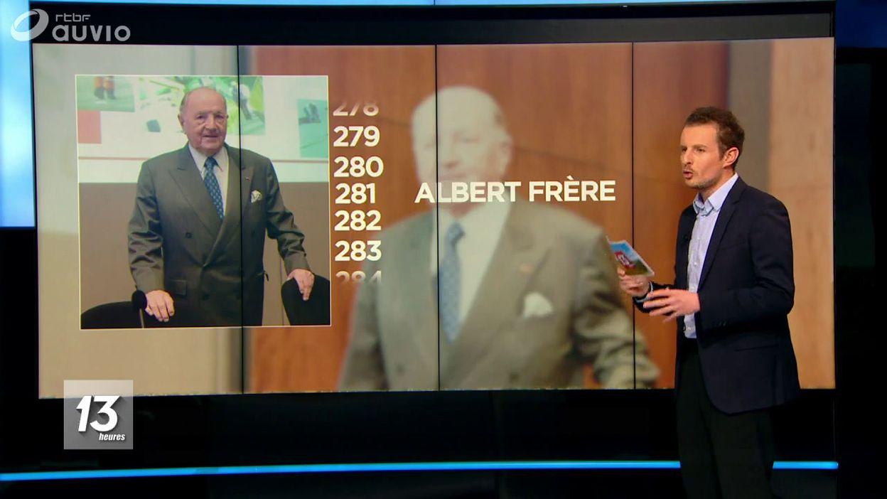 MODE EMPLOI : empire financier Albert Frère