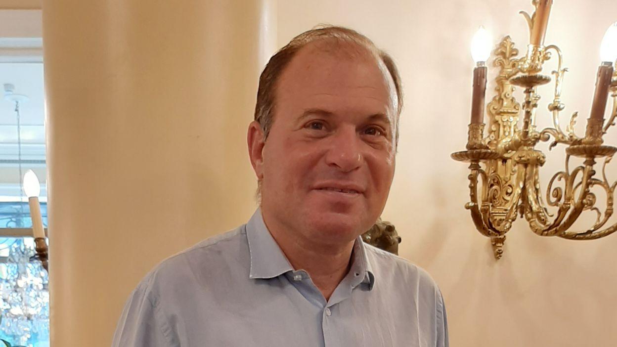 Rencontre avec Manuel Carcassonne