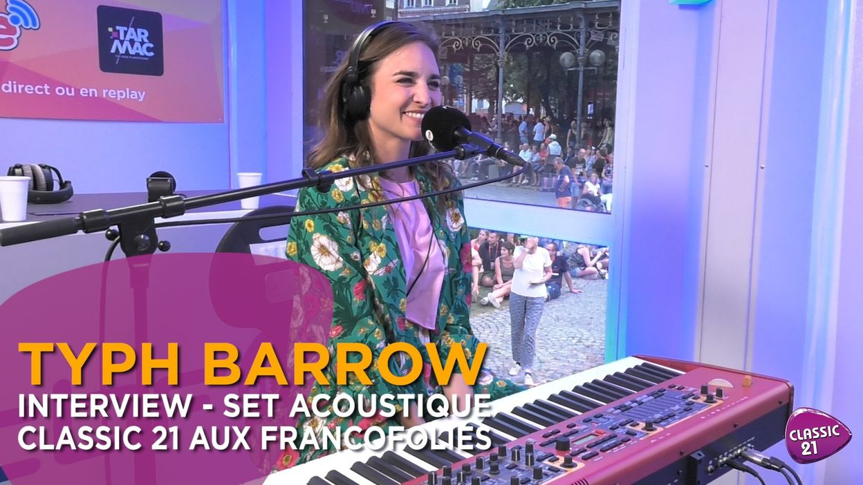 Typh Barrow Interview - Set Acoustique Classic 21
