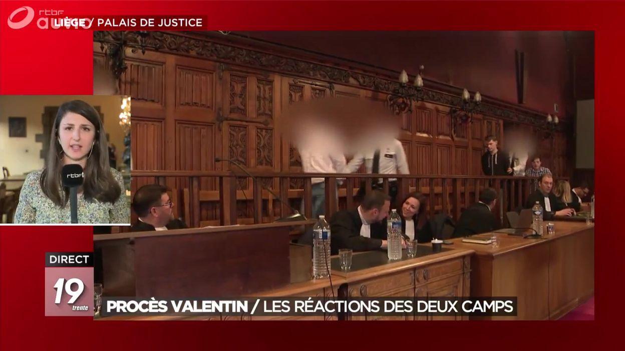 Procès Valentin : Alexandre Hart et Belinda Donnay condamnés à perpétuité