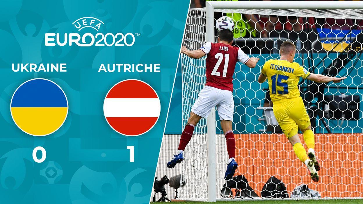 Ukraine - Autriche : Le Résumé du Match