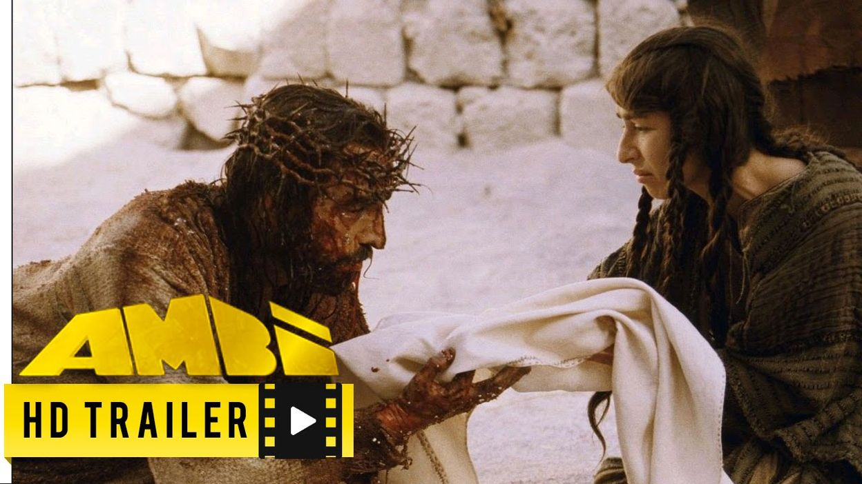 The Passion Of The Christ Hd Trailer
