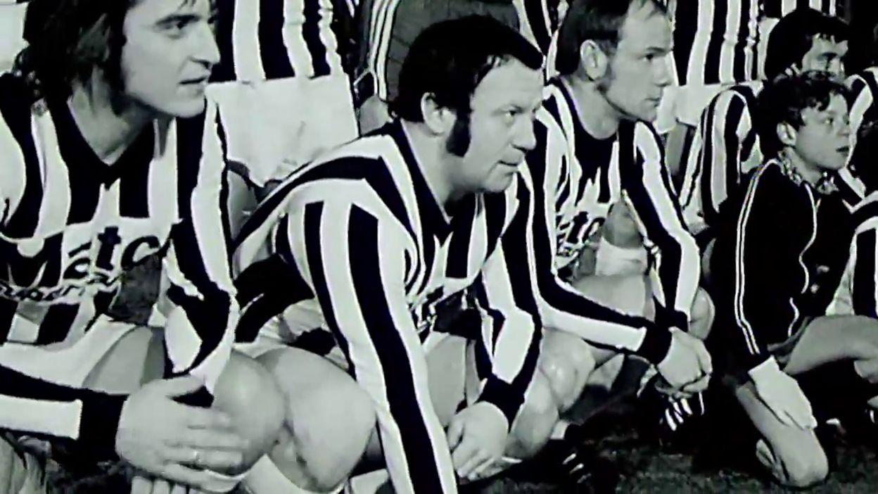 Georget Bertoncello, légende du Sporting de Charleroi, est décédé à 76 ans
