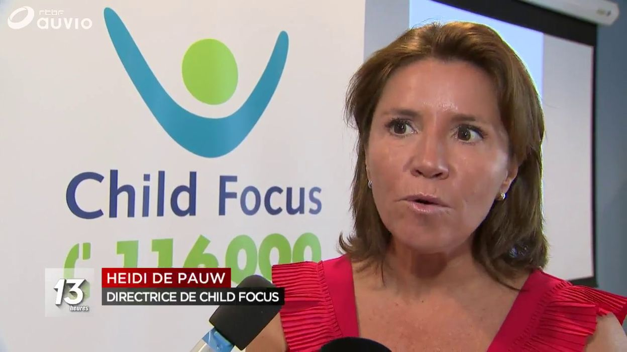 Facebook et Child Focus vont collaborarer pour la sécurité des enfants