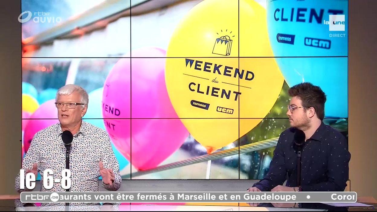 Découverte du « Weekend du client » le plus grand événement national autour du commerce