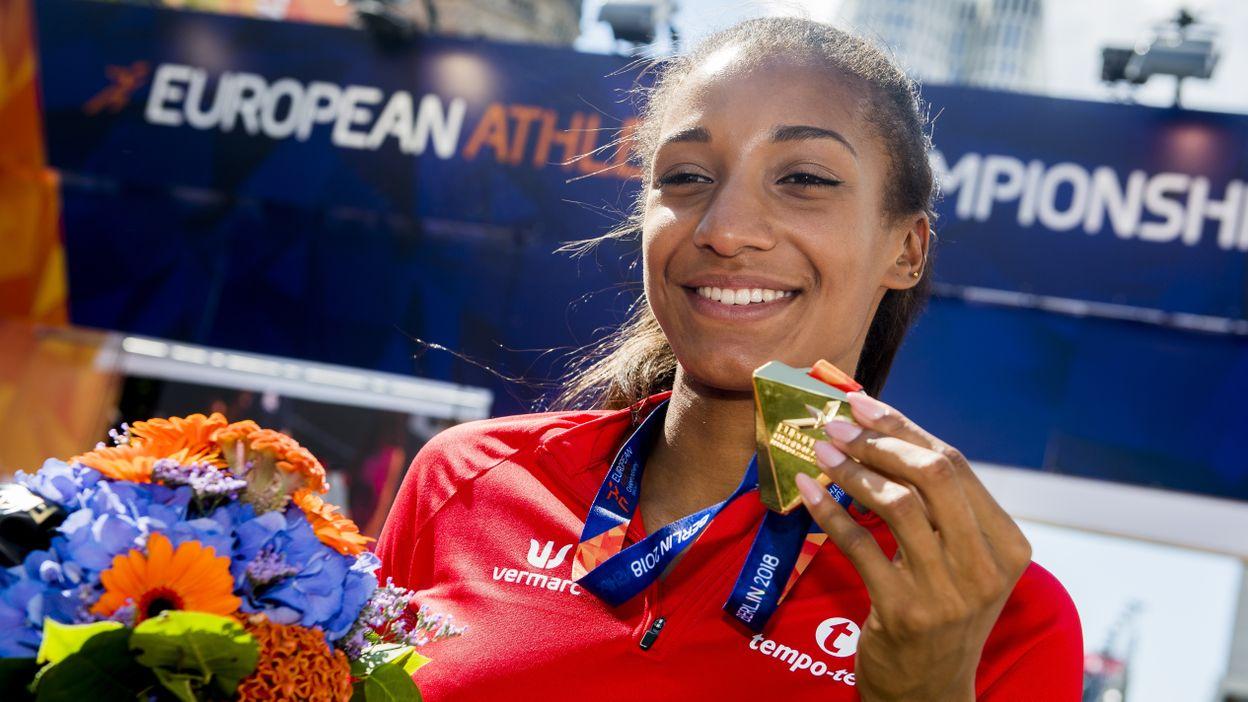 Nafissatou Thiam arrache le titre européen de l'heptathlon