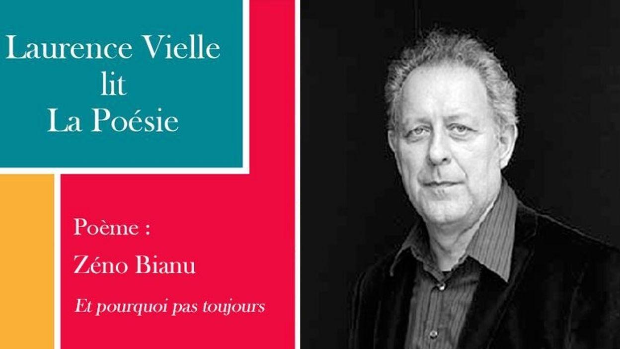 Laurence Vielle lit la poésie - Audio