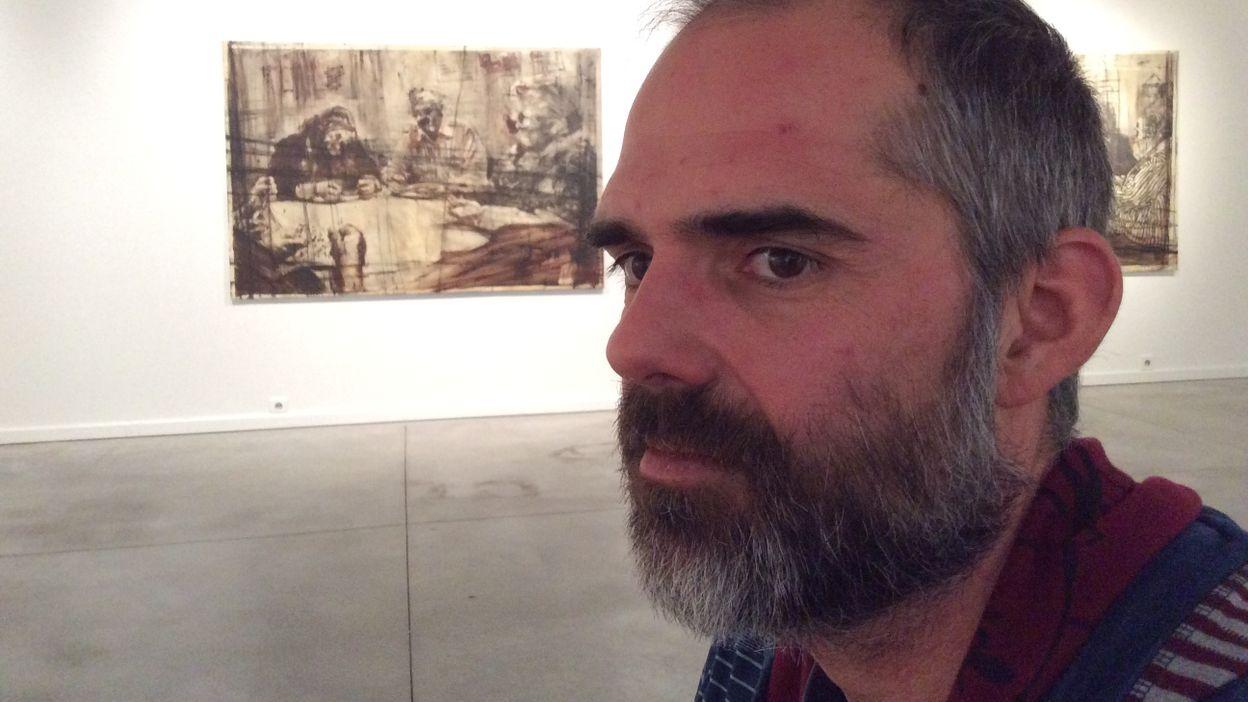 L'info culturelle - Interview intégrale de Michaël Matthys