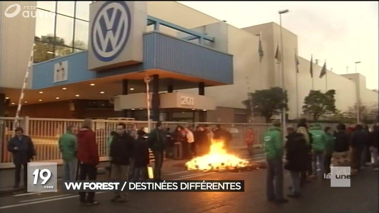 Restructuration de Volkswagen Forest : 11 ans après