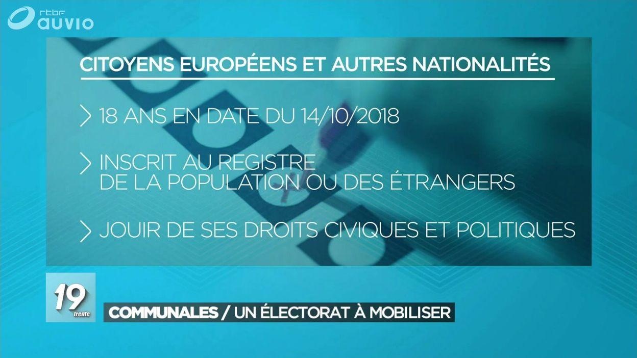 Les modalités pour les électeurs étrangers aux élections communales