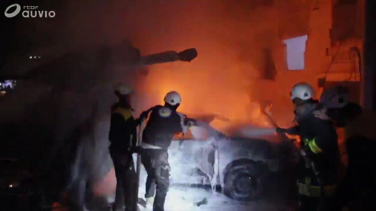 Syrie: explosion dans un QG de djihadistes, à Idlib