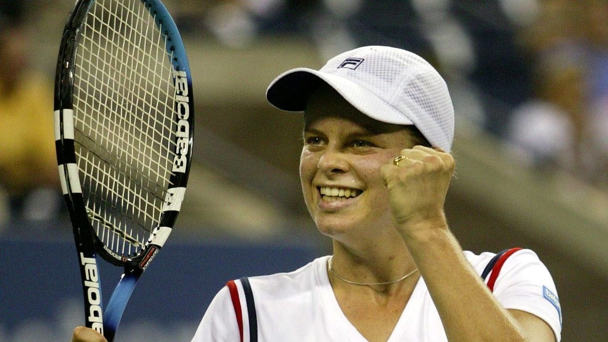 Demi-Finale : Kim Clijsters - Lindsay Davenport